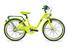 s'cool chiX pro 20-3 Rower dziecięcy  żółty/zielony